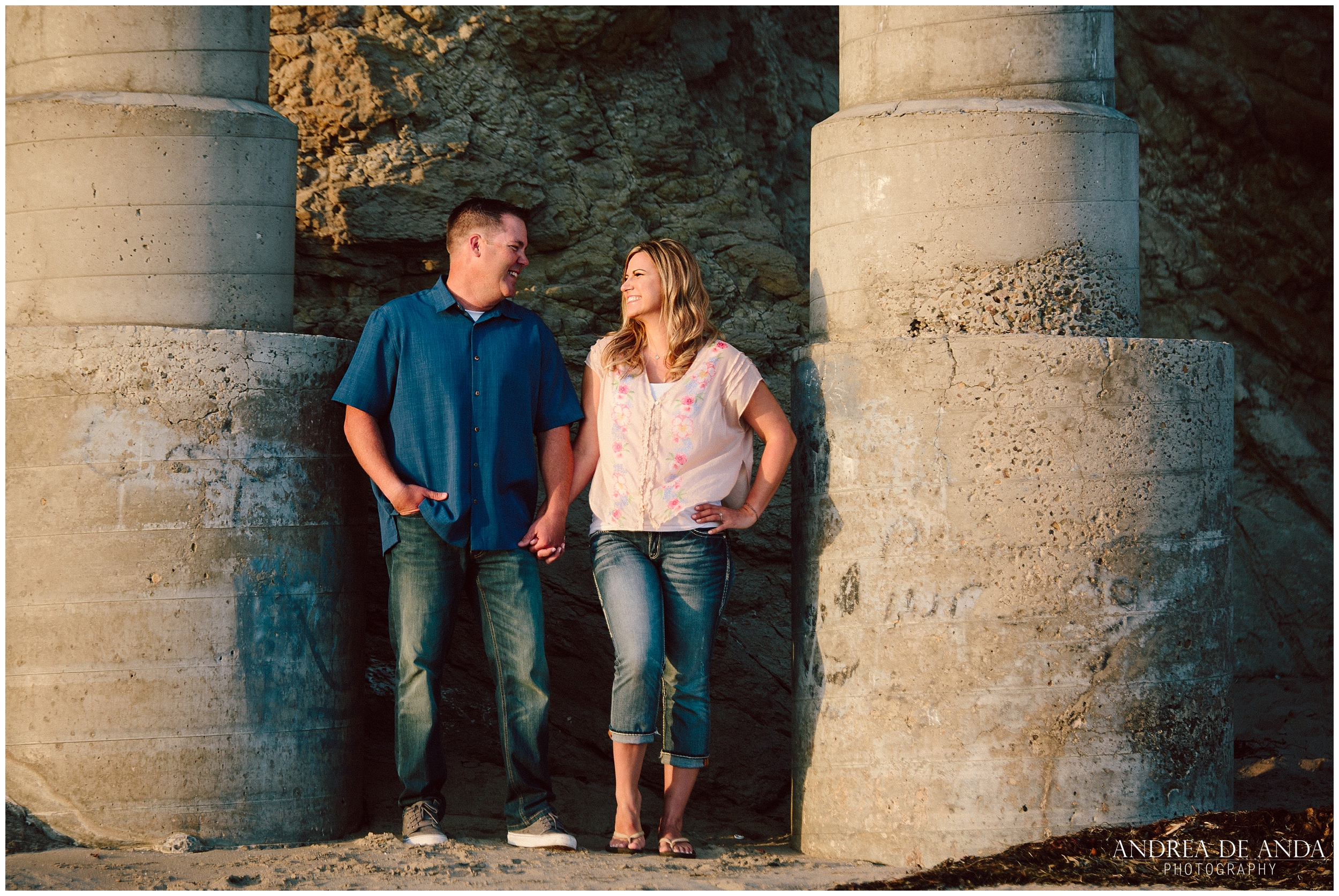 Bay area beach engagement session by Andrea de Anda Photography__0004.jpg