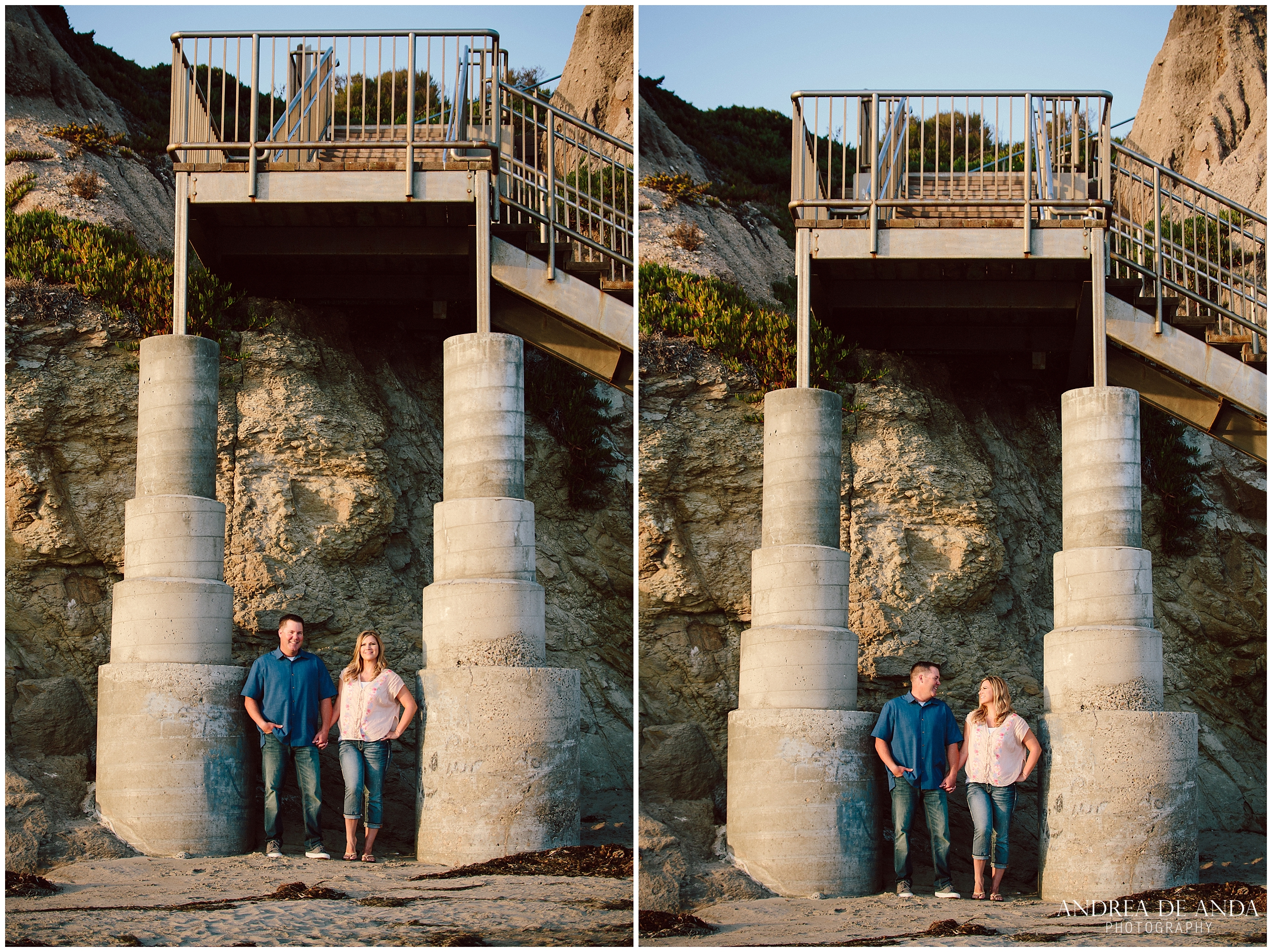 Bay area beach engagement session by Andrea de Anda Photography__0003.jpg
