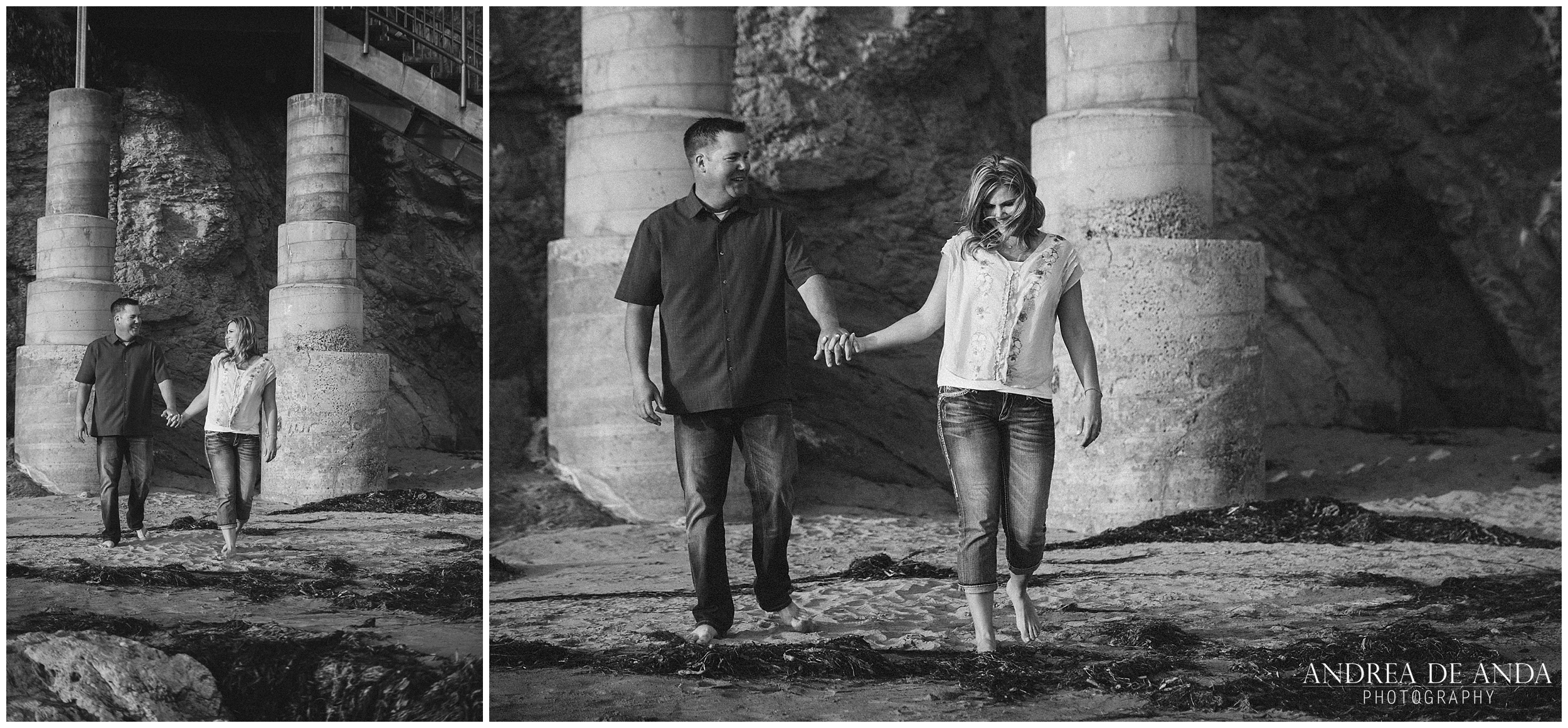 Bay area beach engagement session by Andrea de Anda Photography__0005.jpg