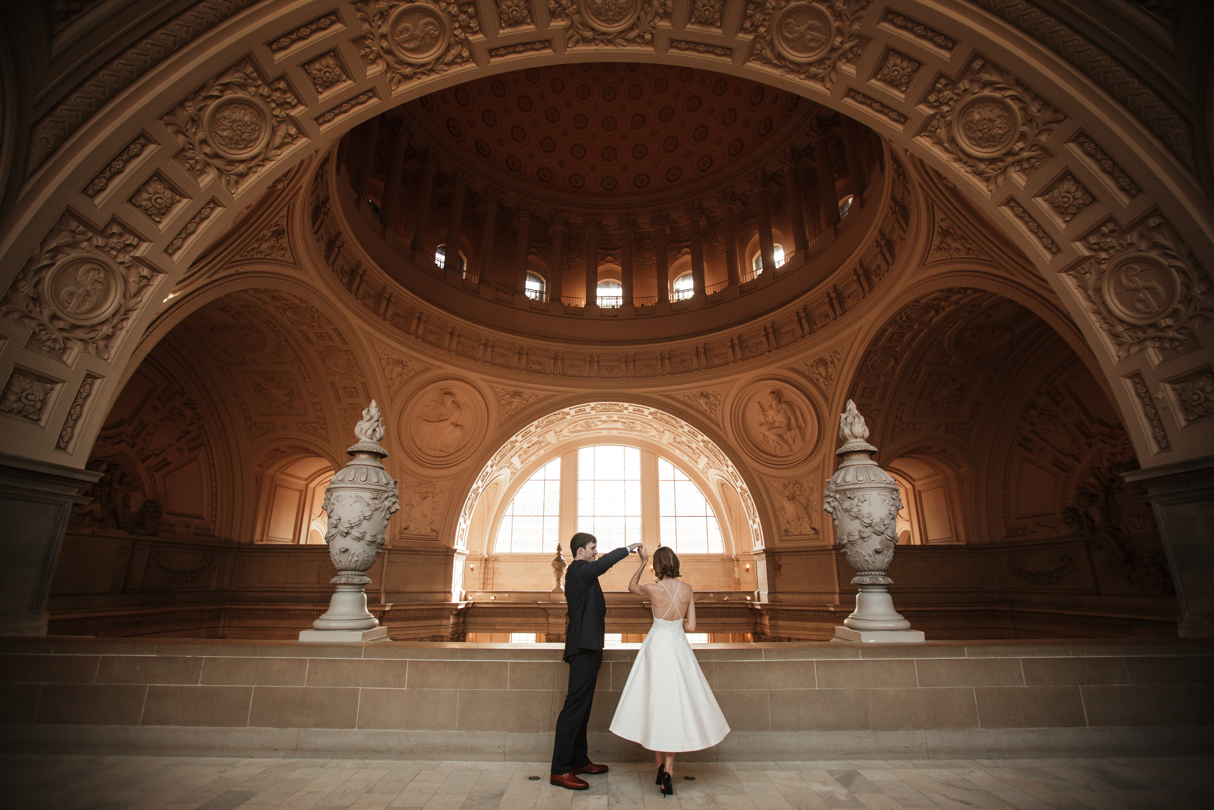 san francisco elopement photography