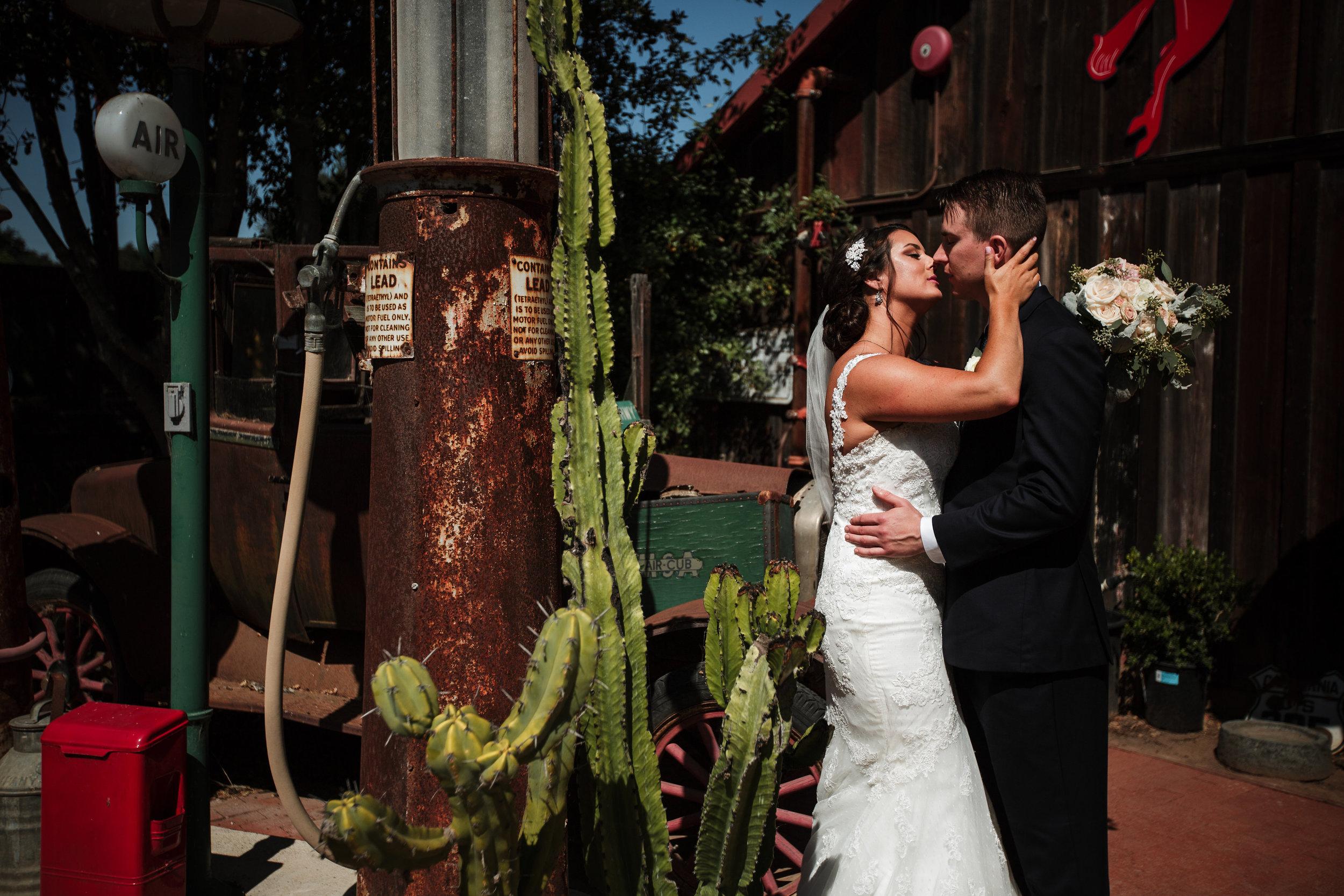 Mexican Wedding in Santa Cruz by Andrea de Anda
