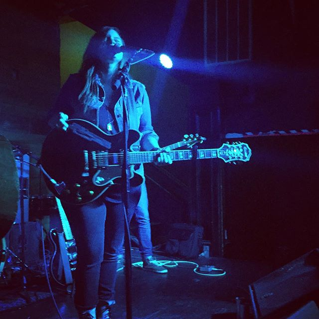 @emilywolfemusic just now at Mohawk! #austinlivemusic #austin #atx #atxmusic