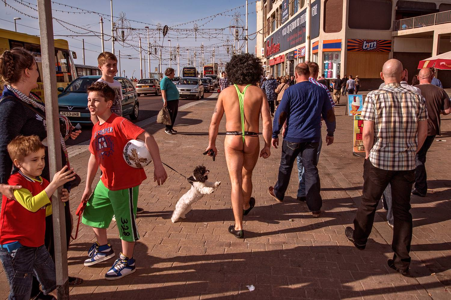 Blackpool 2013-puddle book.jpg
