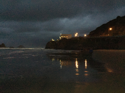 Ocean Beach (facing the Cliff House)   5:35