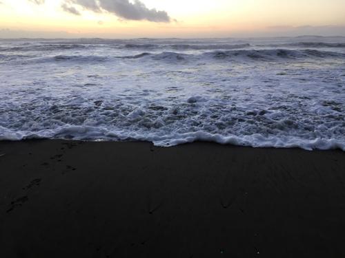 Ocean Beach  5:08 p.m.