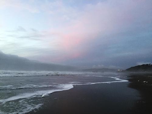 Ocean Beach  5:30 p.m.