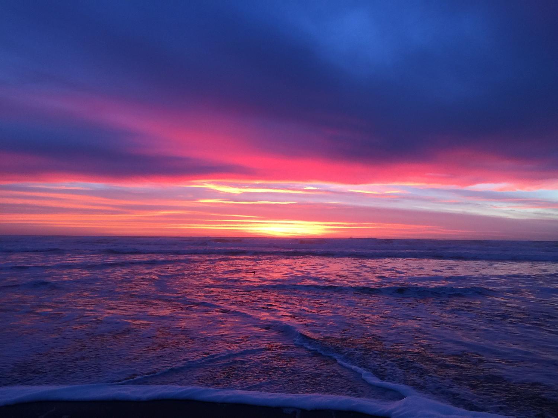 Ocean Beach  6:15 p.m.