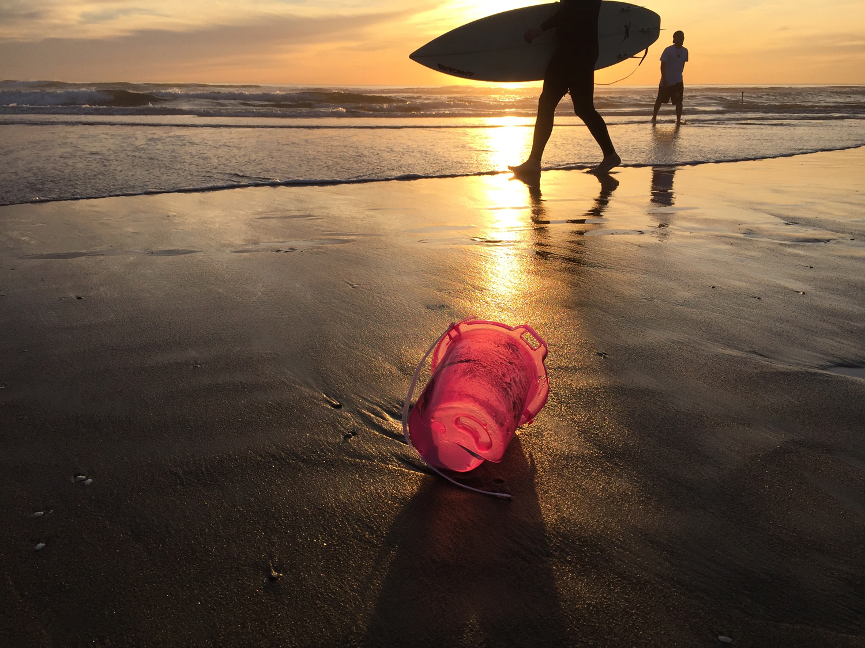 Ocean Beach  7:19 p.m.