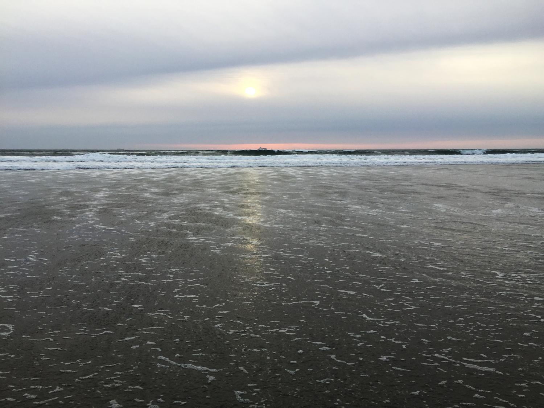Ocean Beach  7:04 p.m.