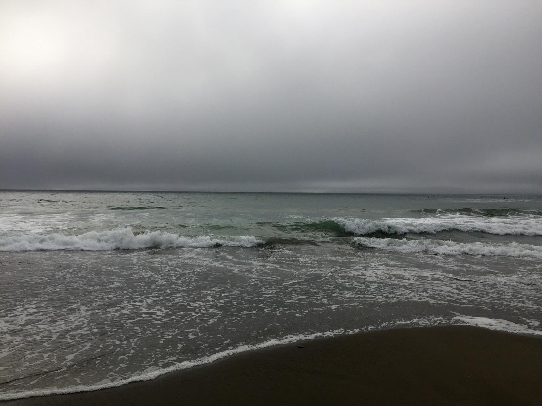 Ocean Beach  5:41 p.m.