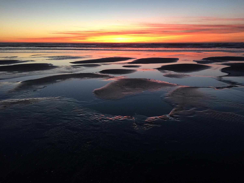 Ocean Beach  5:10 pm