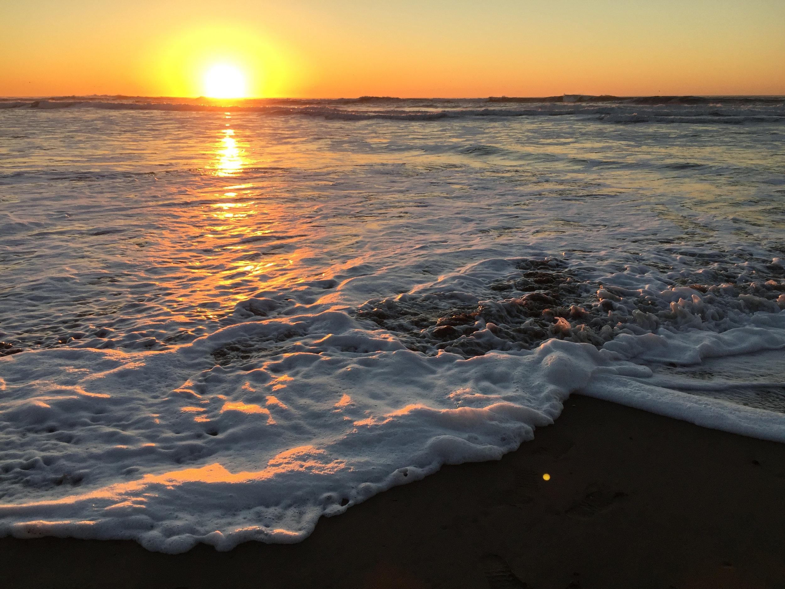 Ocean Beach  4:46 pm