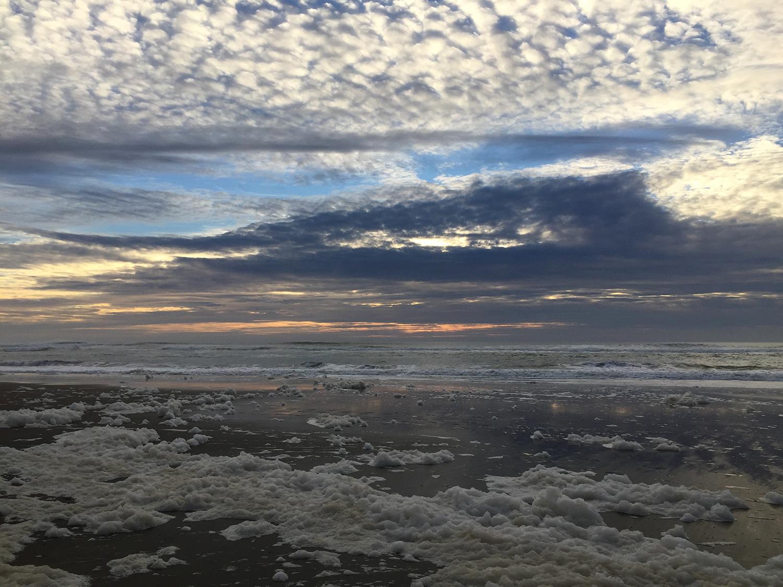 Ocean Beach  5:09 pm