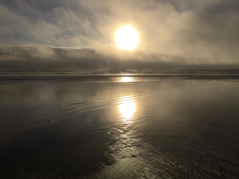 Ocean Beach  7:08 pm