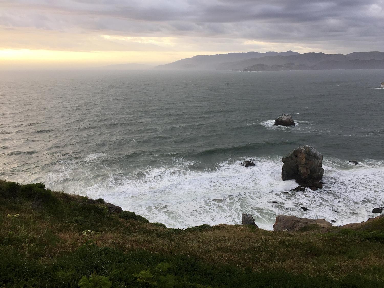The Coastal Trail  7 pm