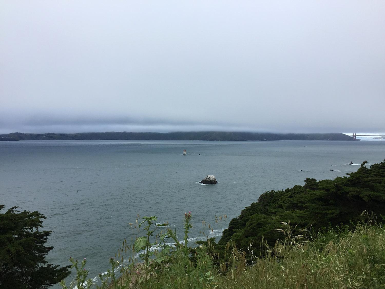 The Coastal Trail  6:04 pm