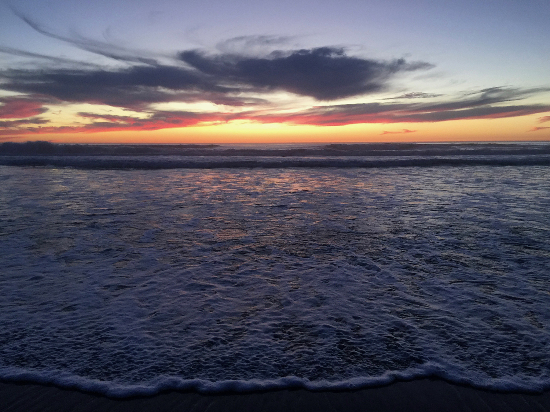 Ocean Beach  6:39 pm