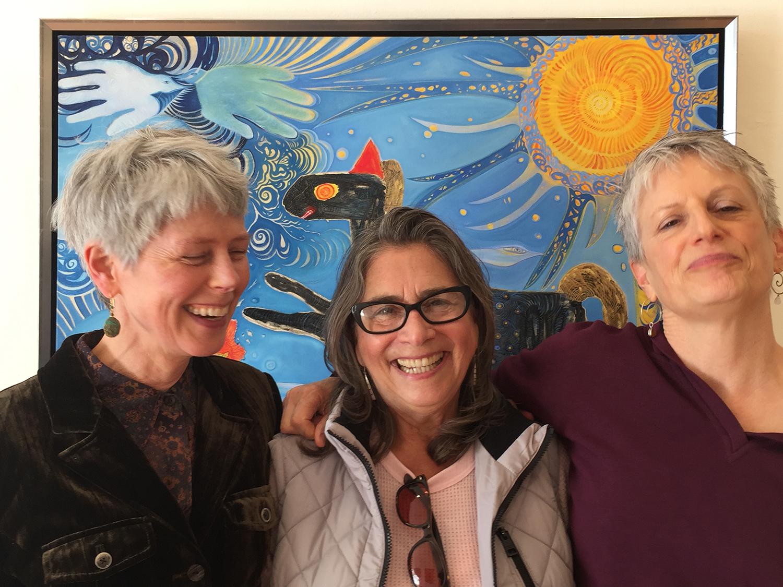 Anne, Barbara, Julie