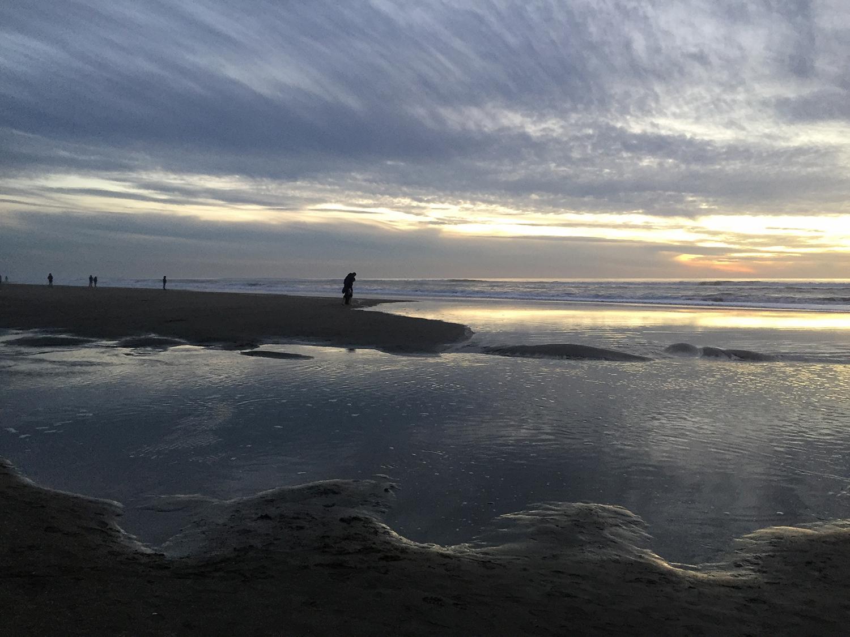 Ocean Beach  5:19 pm