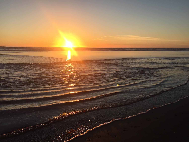 Ocean Beach  5:43 pm