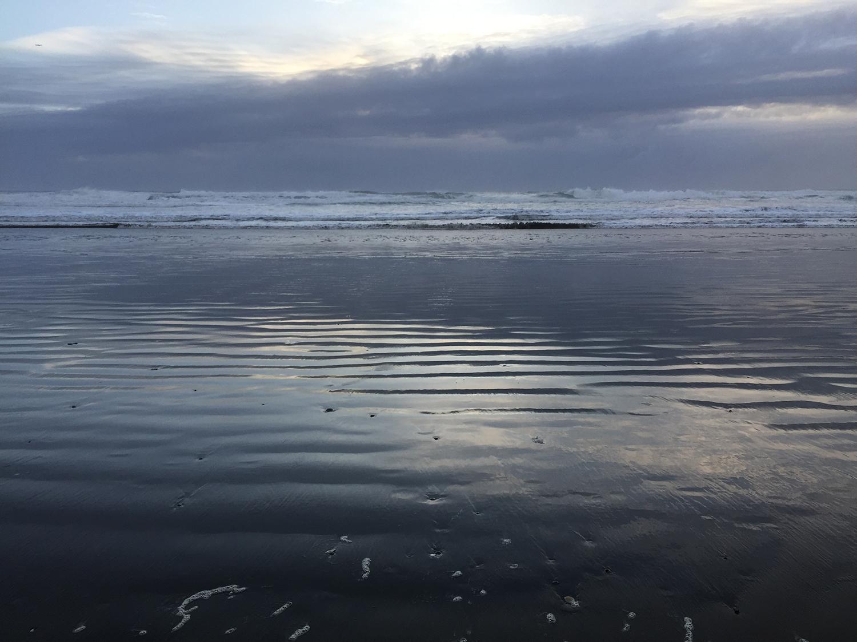 Ocean Beach  4:45 pm