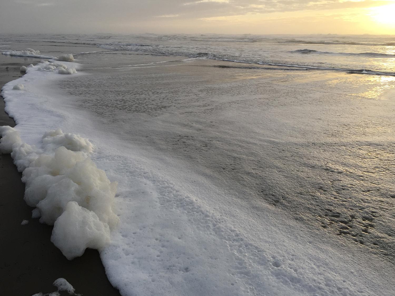 Ocean Beach 4:51 pm