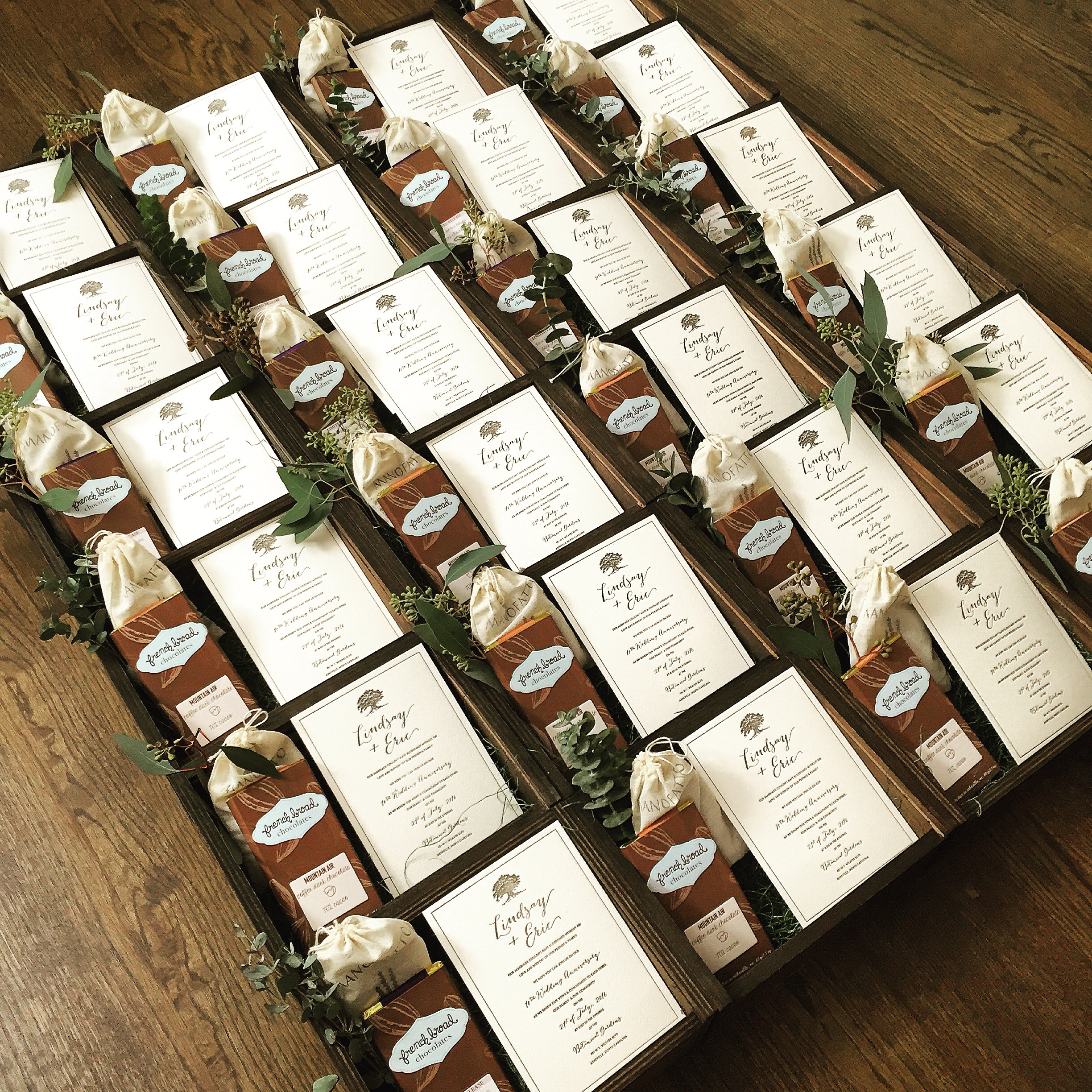 Vow Renewal Giftboxes