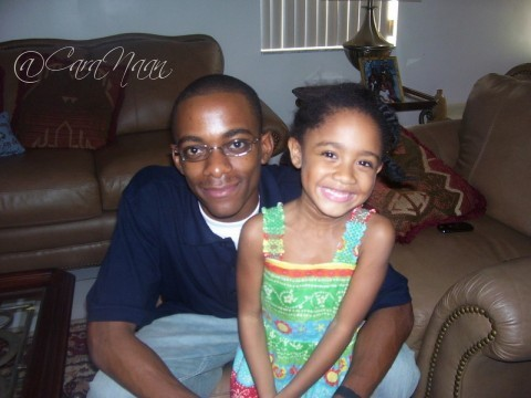 …but they've Always had my heart. This is them then. Circa 2007. Love these two together :-)