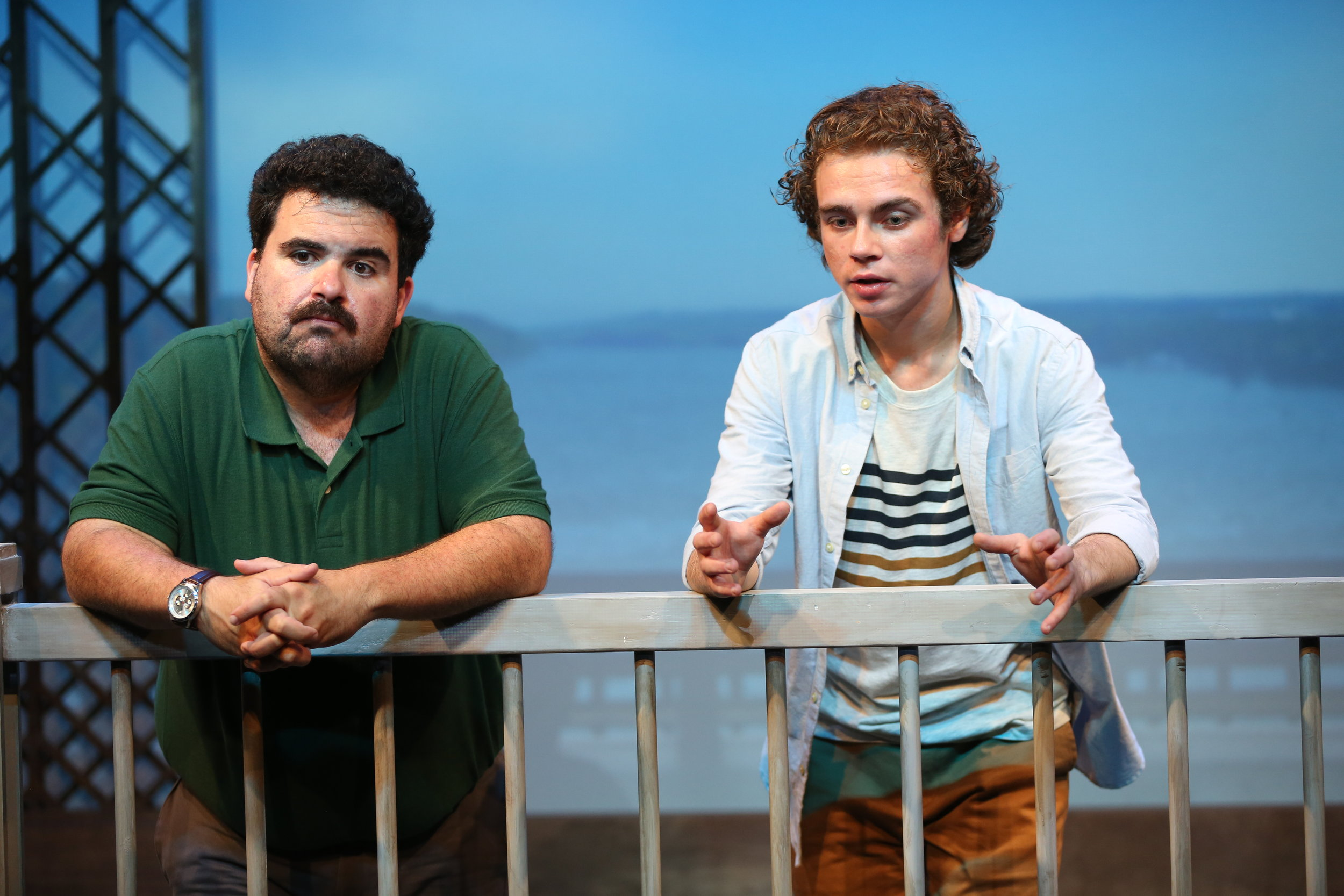 INTERVIEW: This summer, keep it brief with 'Summer Shorts' at 59E59 - Check out my interview with John Soltes from Hollywood Soapbox! Photo by Carol Rosegg.