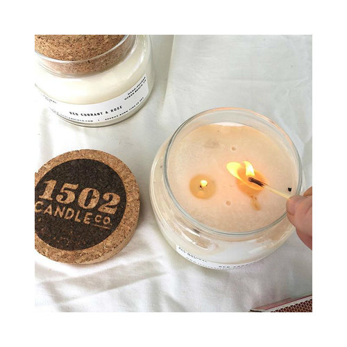 How To Make Soy Wax Candles — 1502 Candle Co