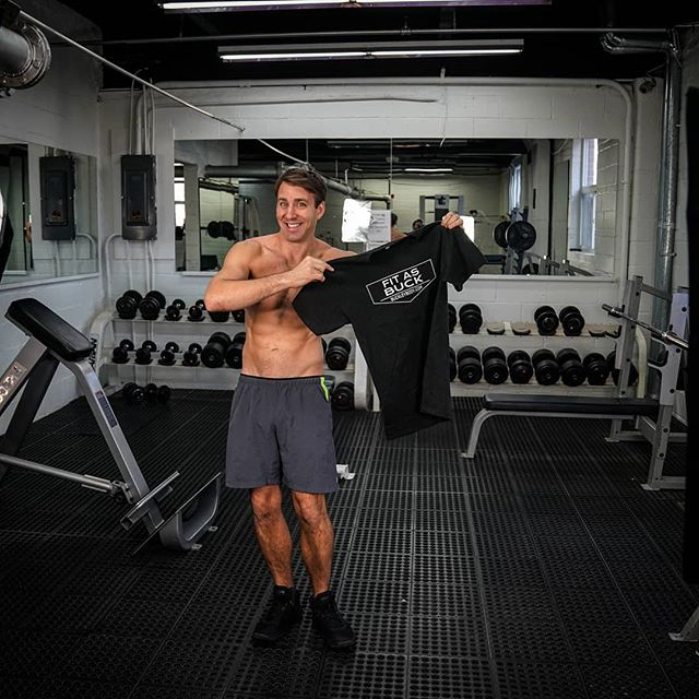 FREE ONLINE PERSONAL TRAINING!! 💪💪💪💪💪 💪  Tag 2 friends on this post and you'll be entered into a drawing for to win one free week of online personal training with me and a #fitasbuck T-shirt!! Also, remember to follow my profile and love this post 😉 -------------------------------------------------------------------------- 🔴 CONTEST RULES  1) To participate you need to follow the profile @therealbuckley, love this post and tag 2 friends in the comments (Profile must be public in order to qualify). 2) You must tag 2 friends in each comment.  3) You can tag as many friends as you'd like (the more the merrier) but can only tag two in each comment.  4) Keep it clean. No swearing (In other words, watch your Bucking language). 5) Contest ends 7/19. I'll announce the winner in my my stories on July 20th. -------------------------------------------------------------------------- 💪ONLINE PERSONAL TRAINING  My Remote Training Programs work because they are built based on your goals, your needs and, your current fitness level.  How it works: - Monthly program (3 workouts per week) created specifically for you. - Receive customized workouts via text or e-mail with detailed charts, photos and videos demonstrations of each exercise. -  My online clients schedule their sessions and have to check in with me when they finish each workout. If I don't hear from them, I reach out. - Weekly support with tips unique to your program and adjustments for the following week. - Weekly report and check-in that I base your following weeks workouts on to keep you on track and keep you going.  If you like to know more please contact me! . . 📷 @j.a.b.photos . . . #onlinepersonaltraining #nyc #michaelbuckleycpt #buckleybodysolutions #nyctrainer #gym #exercise #fitness #motivation #workhard #health #workout #lifestyle #traininghard #trainingday #fitnesslife #gymgoals #fitnesslifestyles #inspirationalquotes #personaltrainer #yournewpersonaltrainer #fitlife #lean