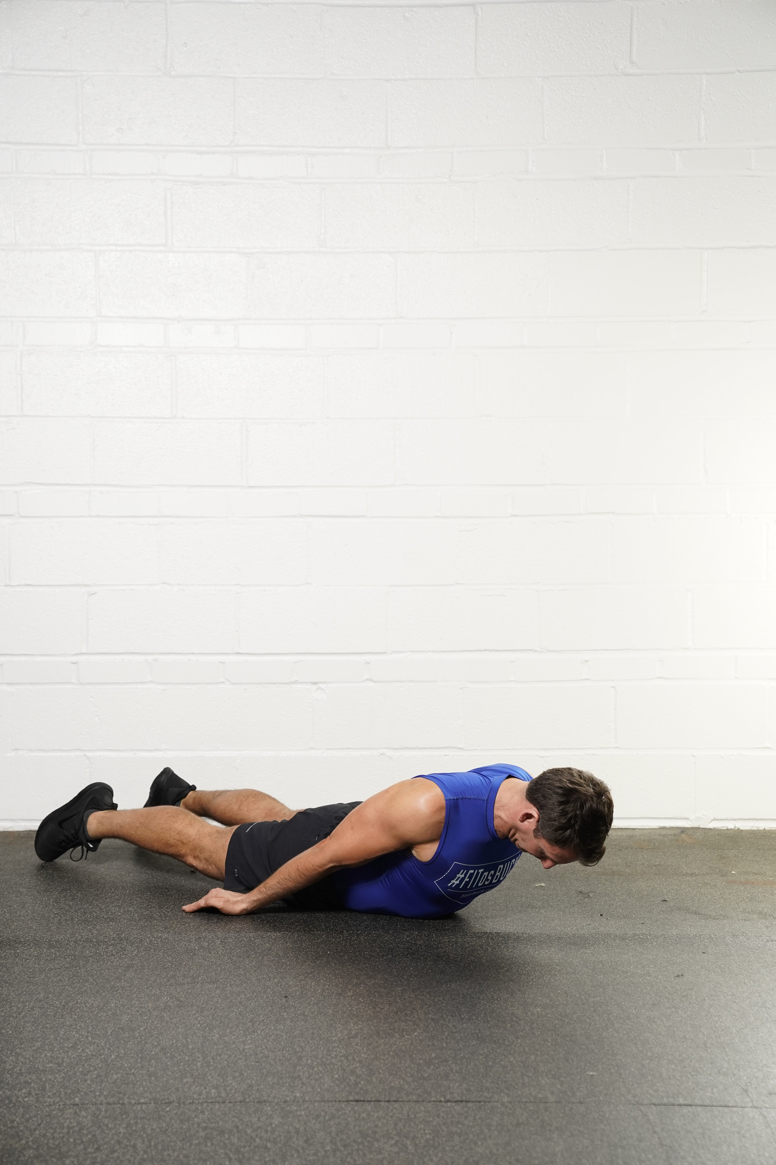 Iso-prone Cobra Hold - - DURATION: 45 seconds- SETS: 1