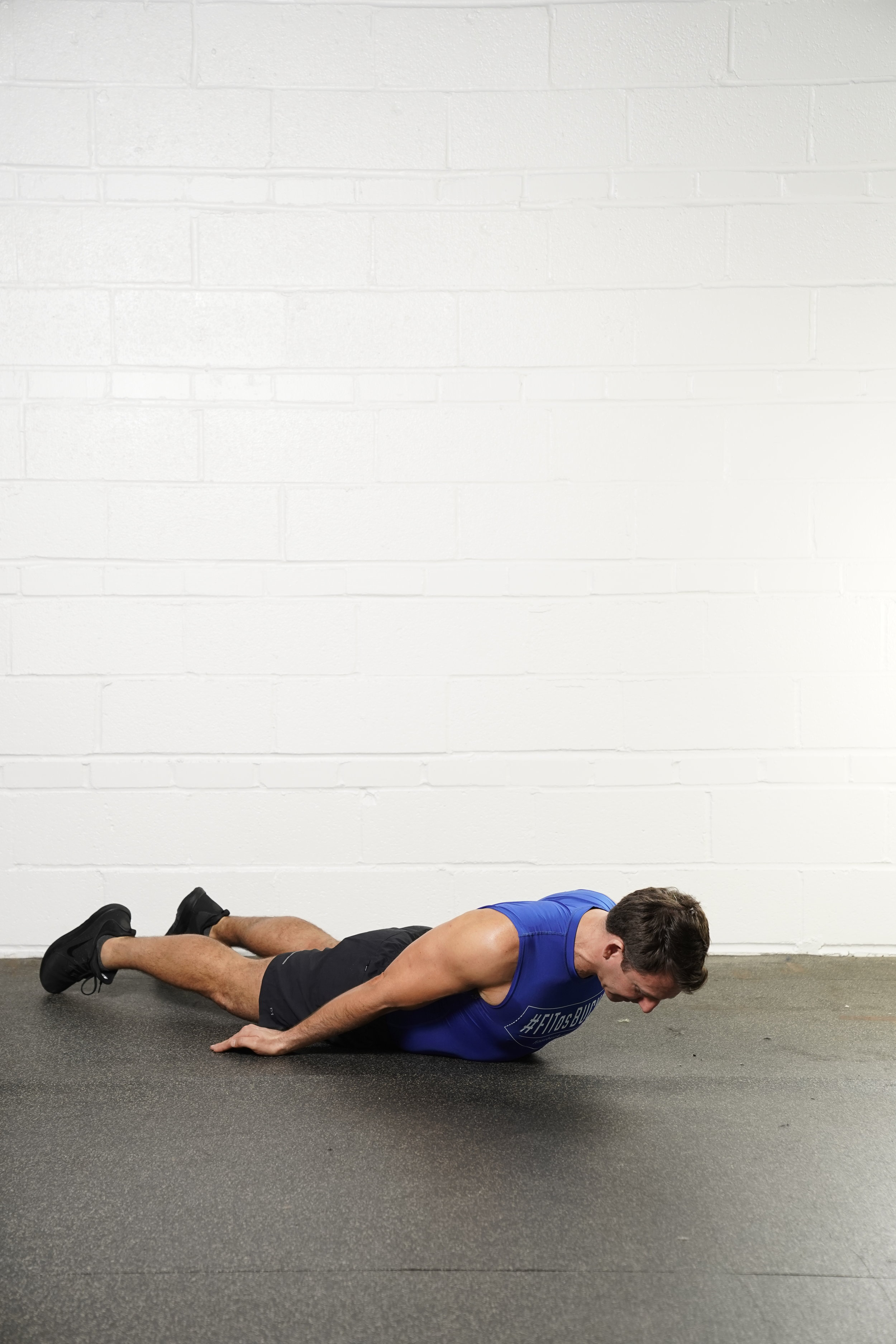 ISO-Prone Cobra Hold - - DURATION: 1 minute