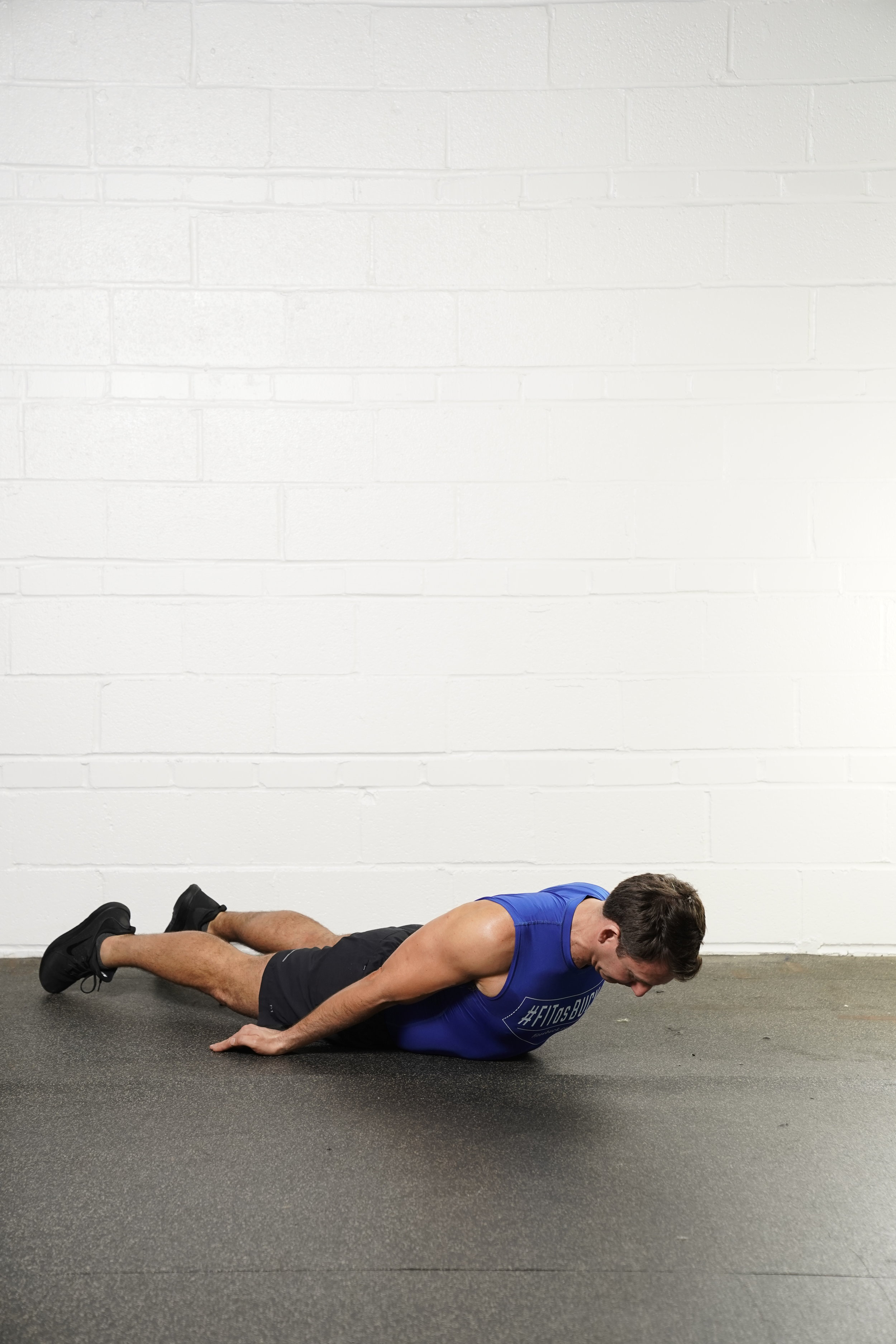 ISO-Prone Cobra Hold - - DURATION: 1 minute- SETS: 1