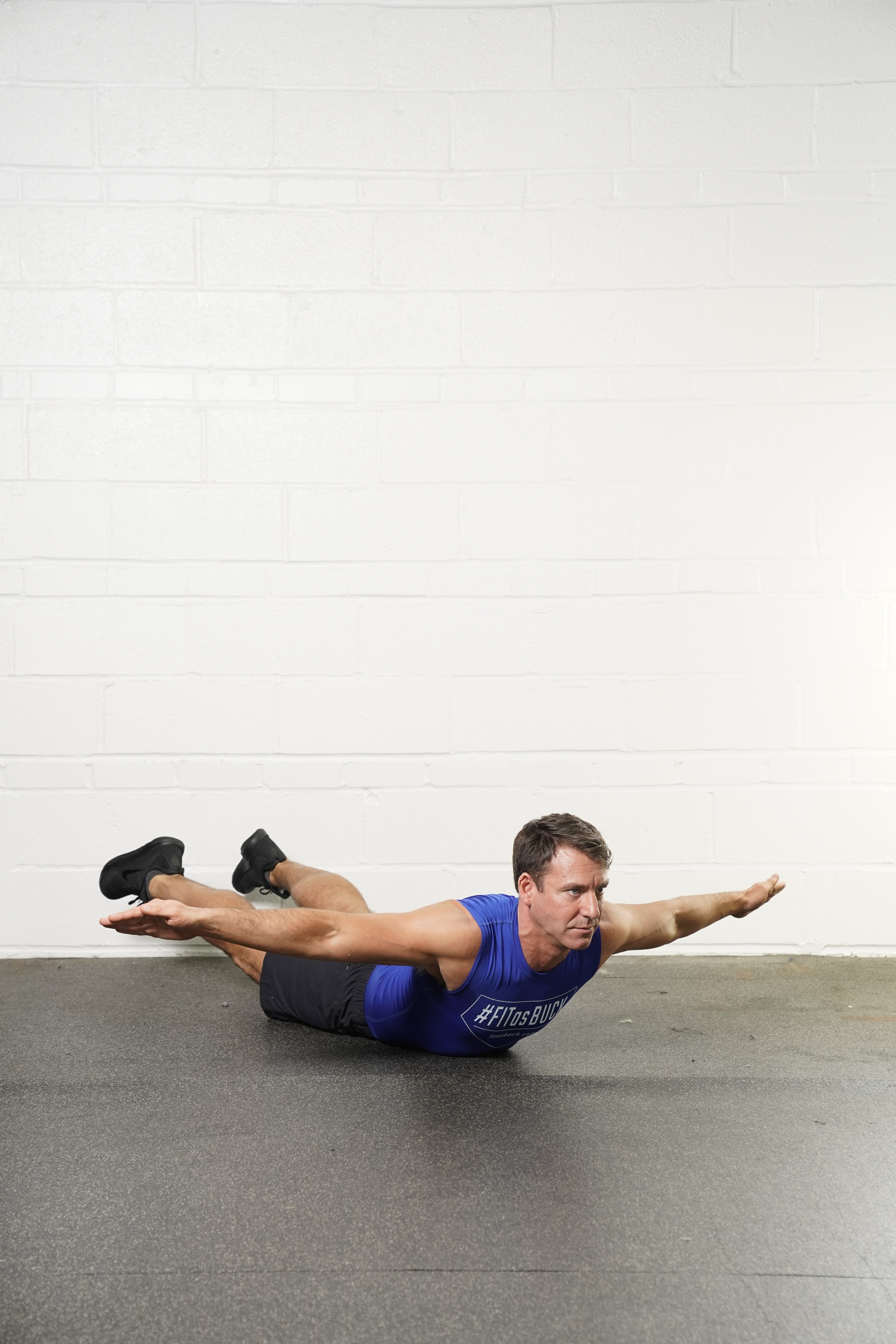 T Superman Hold - - DURATION: 30 seconds