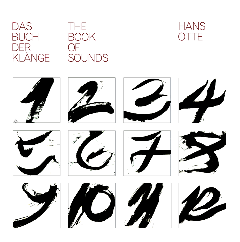 Hans Otte - Book Of Sounds