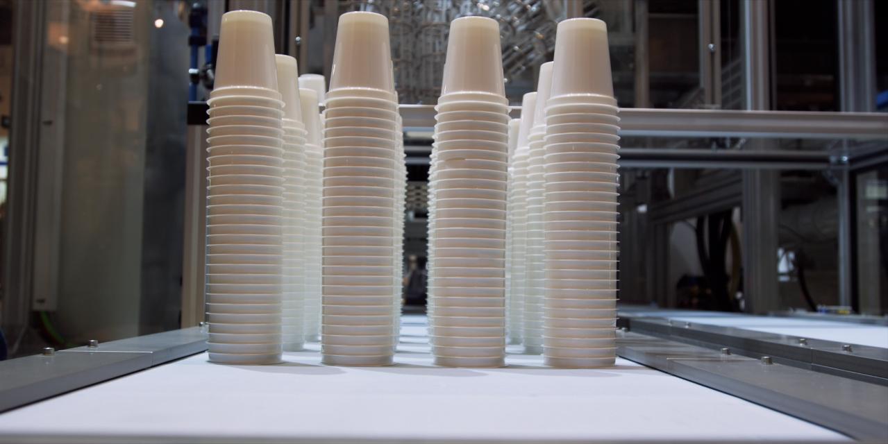 Plastic Cup Manufacturing