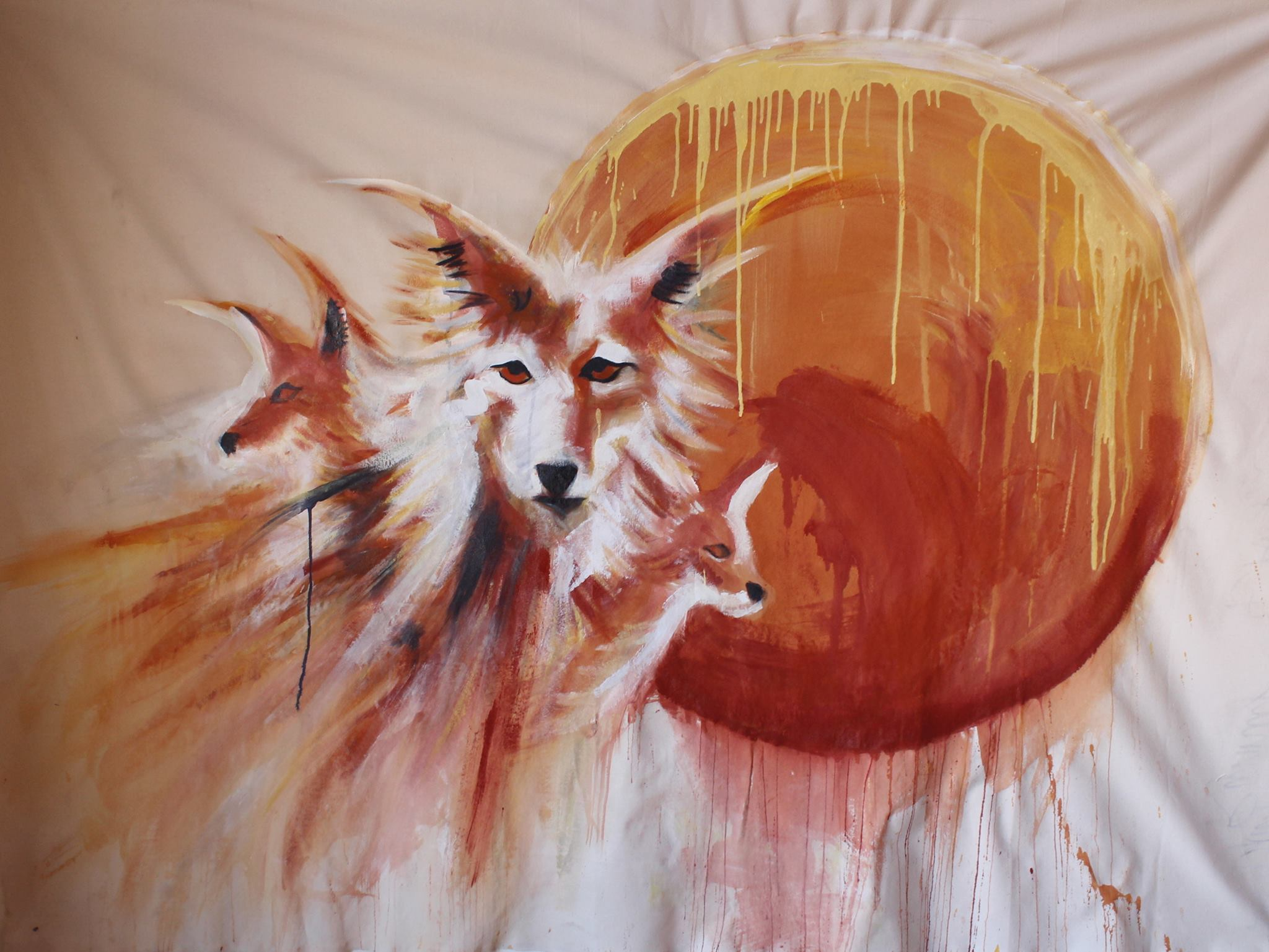 Devon Coyote Trio Painting.jpg