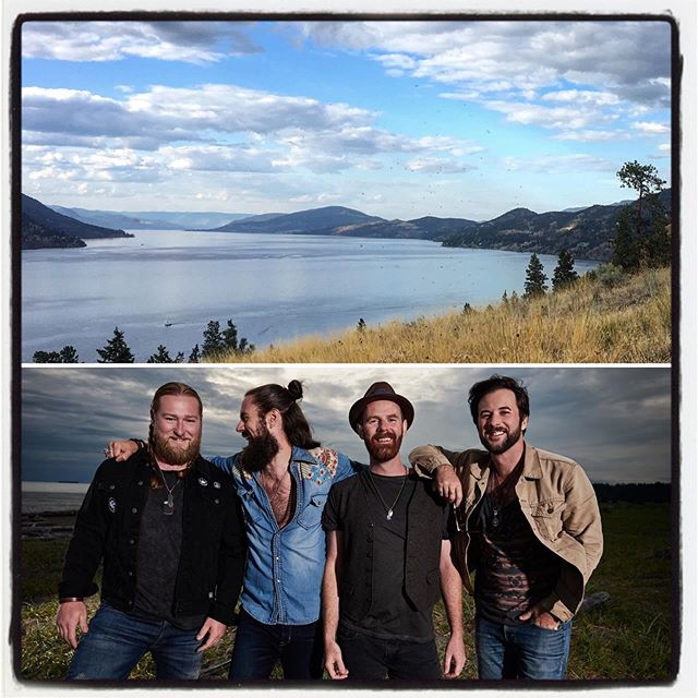 #KELOWNA!  we are rockin' Island Stage with the amazing @thematineemusic !!! FREE SHOW - 6pm #parksalive