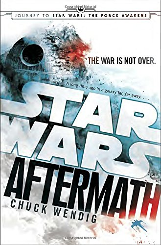 This one wasn't as awful as the reviews make it out. Listen to it on audiobook and it's fine. The ending is not as great as it should be, but it's probably because they are setting up for more. This book starts right at the end of  Return of the Jedi .