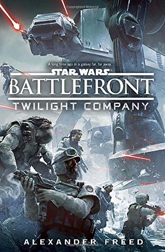 This is a book about a video game about the movies. Yes! But it is good. It gives you a grunt's eye view of the Rebellion and is a great audiobook.