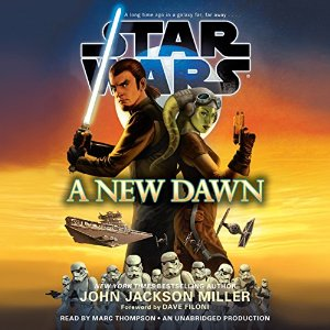 This sets up the Star Wars REBELS cartoon show and is a good back story. The guy with the lightsaber was the last Padawan, with his Jedi master being killed by the Clone Troopers. This will lead into the Rebellion, as the green woman here is helping gather resistance fighters. Good stuff.