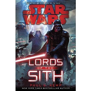 A buddy comedy. The Emperor and Vader get stranded on a planet that yearns to be free of Imperial rule. This book's anti-Emperor protagonist is the daddy to Hera, the green girl above and in the  Star Wars REBELS  cartoon. It seems like everything is a prequel these days. Oh well. It's a fun story of Vader slaughtering things and the Emperor being all manipulative, but of Vader.
