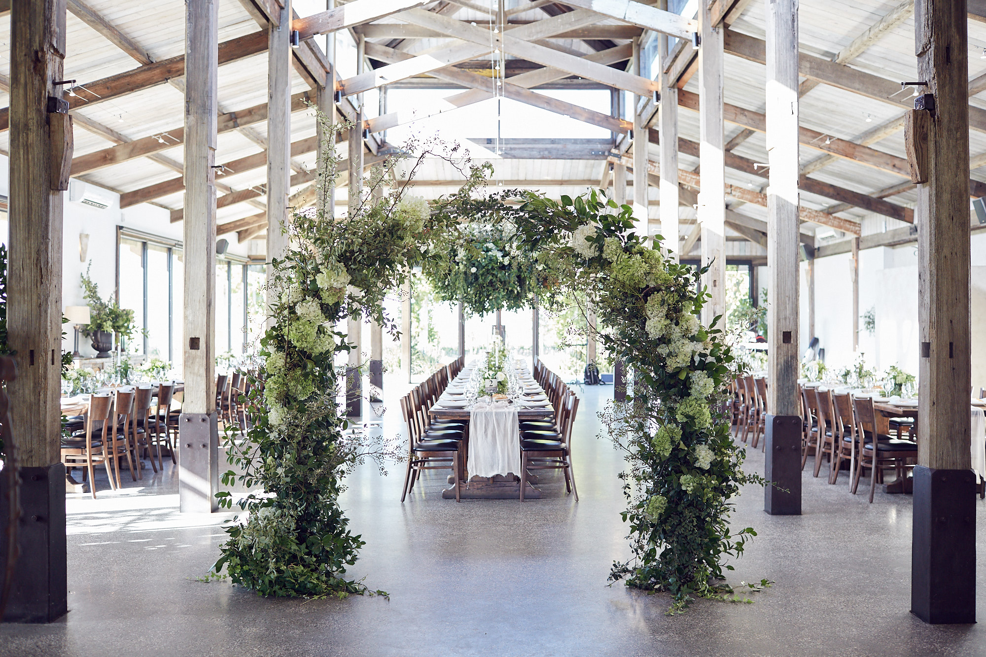 The Barn at Stones of the Yarra Valley Weddings