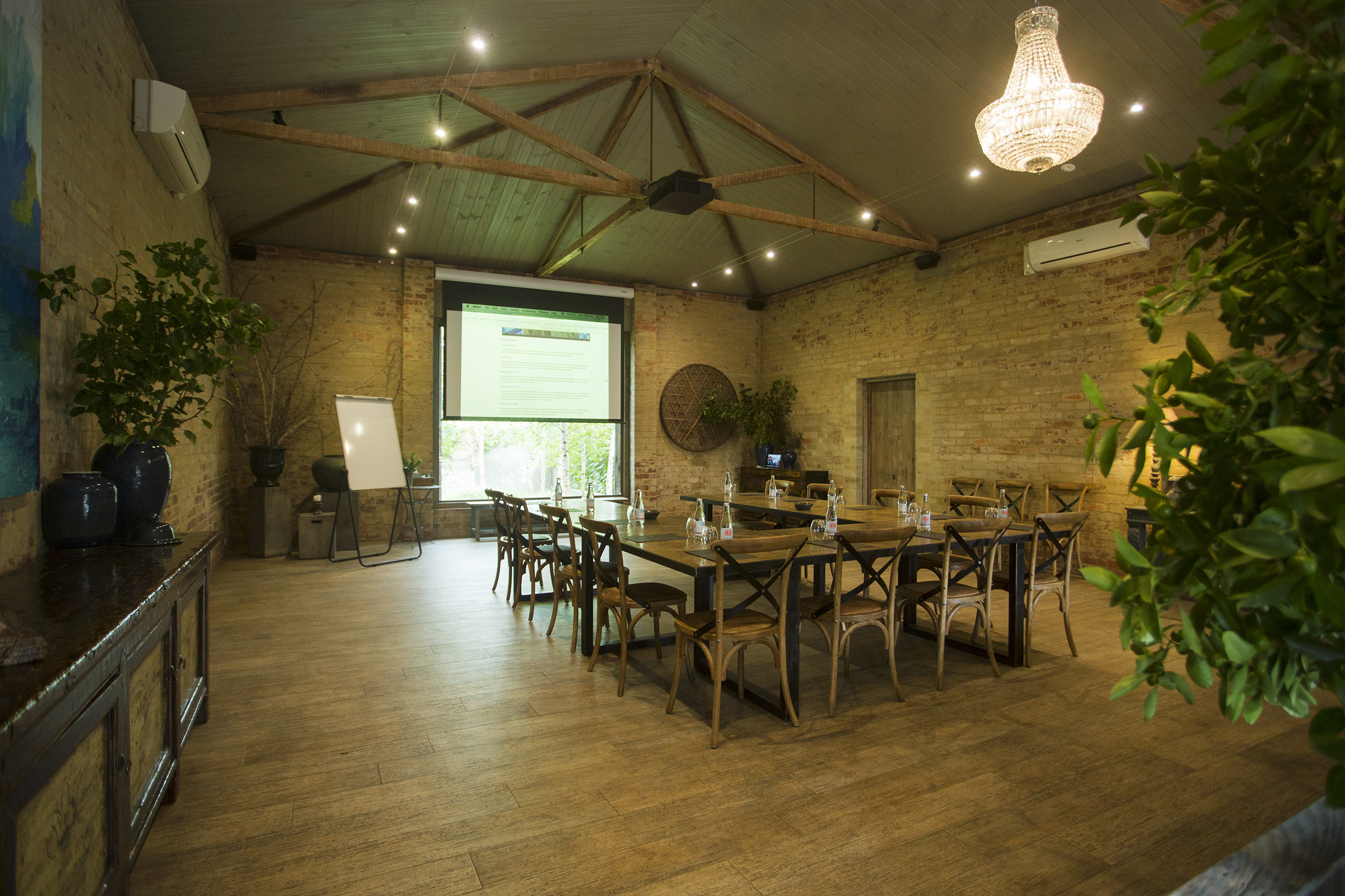 The Warehouse at Meletos - Stones of the Yarra Valley - Corporate Events