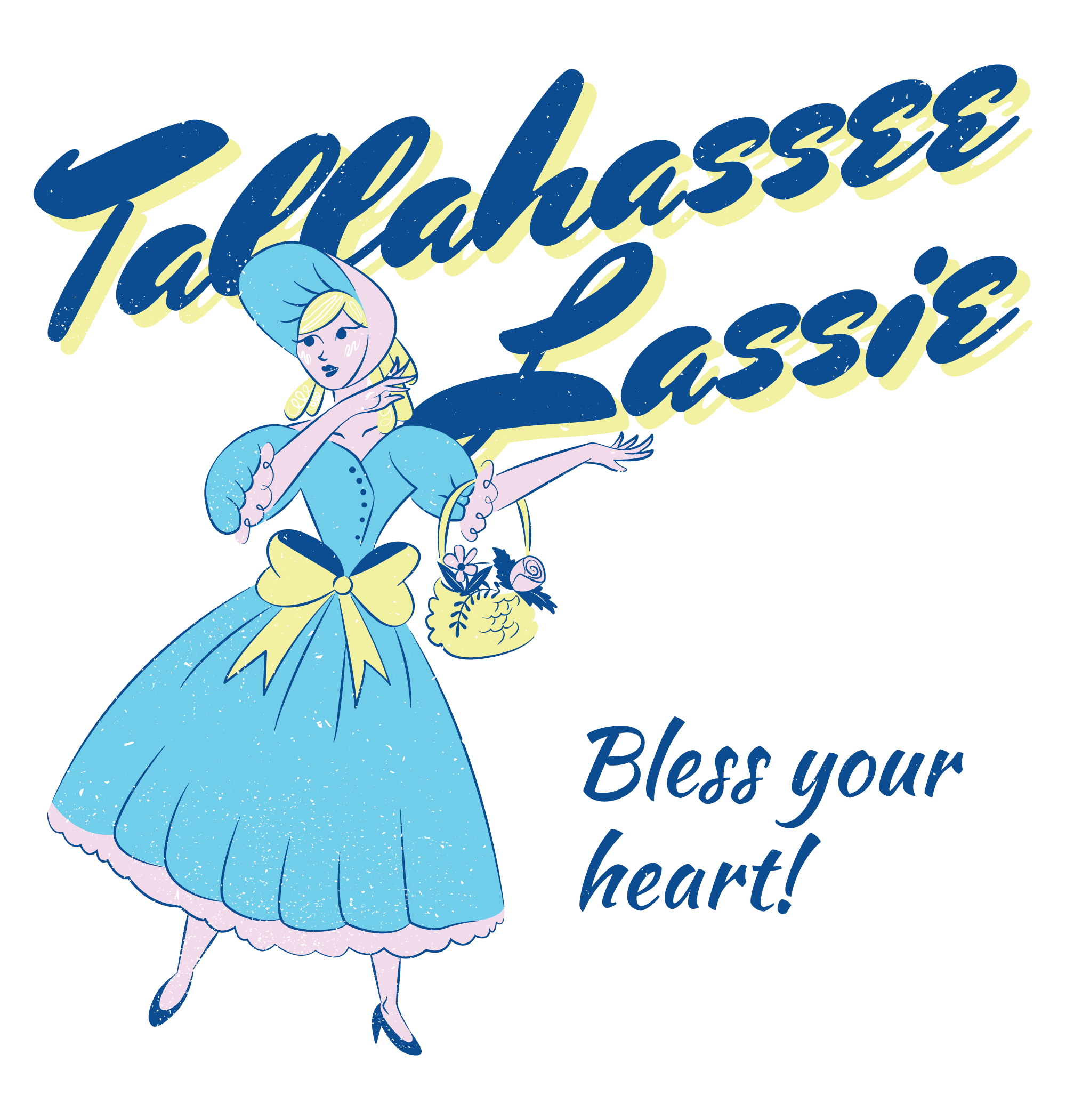 TallahasseeLassie_FINAL_screen1-white_DISTRESSED.png