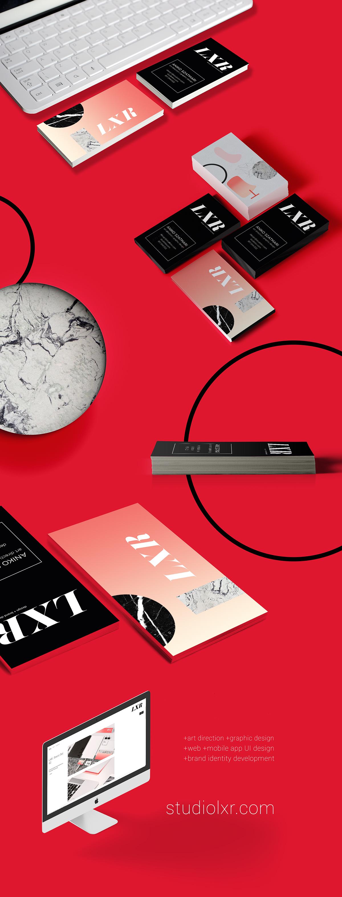 studio-lxr-design-businesscard-design