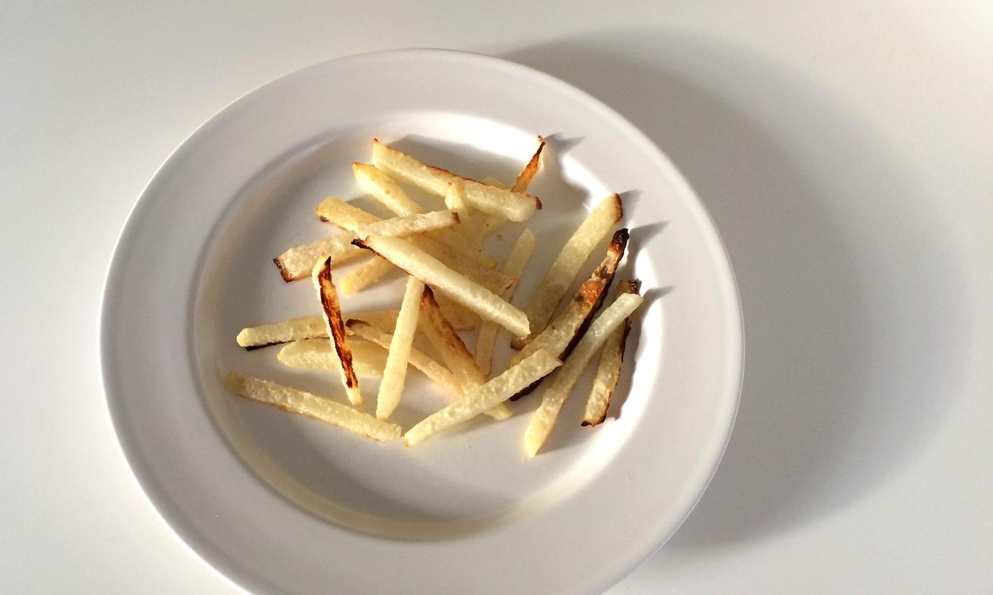 Sarah's Paleo Fries