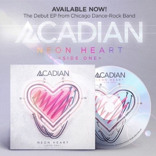 So excited to finally share the first half of our debut record Neon Heart! With uptempo hooks, EDM-inspired beats, and fun uplifting lyrics, Side One was made for summer! . . . . . . . . #chicagobands #dancerock #indie #rock #bandsofinstagram #rockandroll #indierock #independentartist #chicago #chicagorock #chicagomusic #rockband #dancemusic #music #newrelease #newjams #debut #album #musician #musicians #musicianlife #itunes #spotify #download