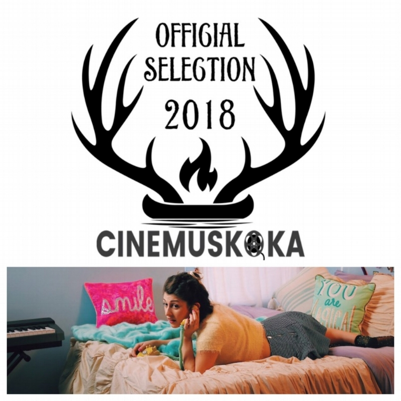Carly's latest short film JONI AND THE BANKER WITH NICE EYES is making its world premiere in Ontario, Canada. Here is more information on the festival:   https://www.cinemuskoka.com
